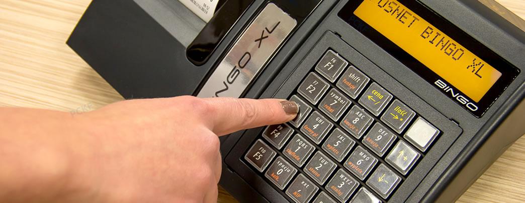 Kasa fiskalna Posnet Bingo XL