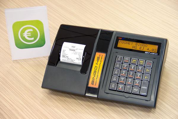 Kasa fiskalna Posnet Bingo HS EJ - Przygotuj się na Euro!
