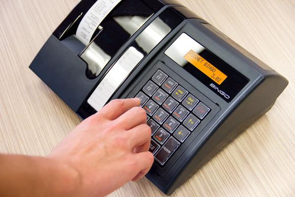 Kasa fiskalna Posnet Bingo HS EU - Zaprogramuj do 15 skrótów