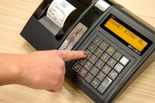 Kasa fiskalna Posnet Bingo XL - Zdefiniujesz szybką sprzedaż i wydruk raportów